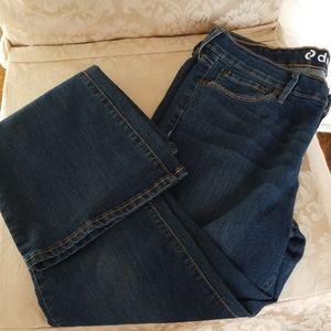 """Levi's """"denizen"""" boot cut jeans"""